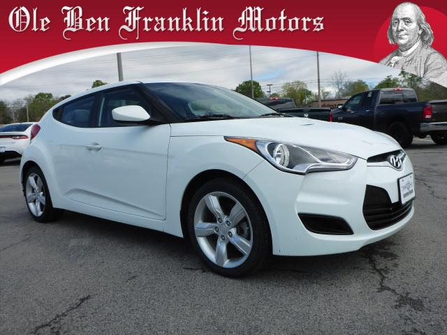 2013 HYUNDAI VELOSTER unspecified hott  super white manual transmission high performance gra