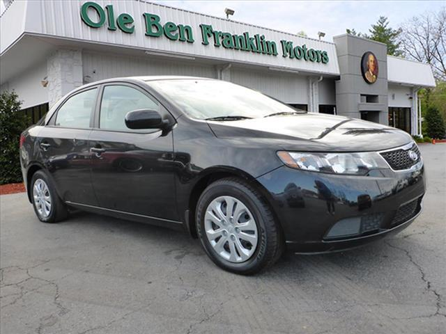 2013 KIA FORTE LX 4DR SEDAN 6A black crumple zones front and rearstability control electronicab
