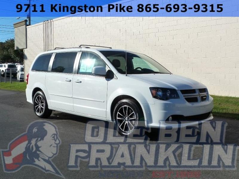 Dodge grand caravan for sale in knoxville tn for Ole ben franklin motors knoxville