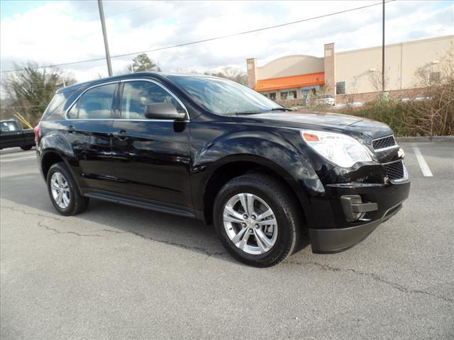 2014 CHEVROLET EQUINOX LS 4DR SUV black roll stability controlstability control electronicdrive