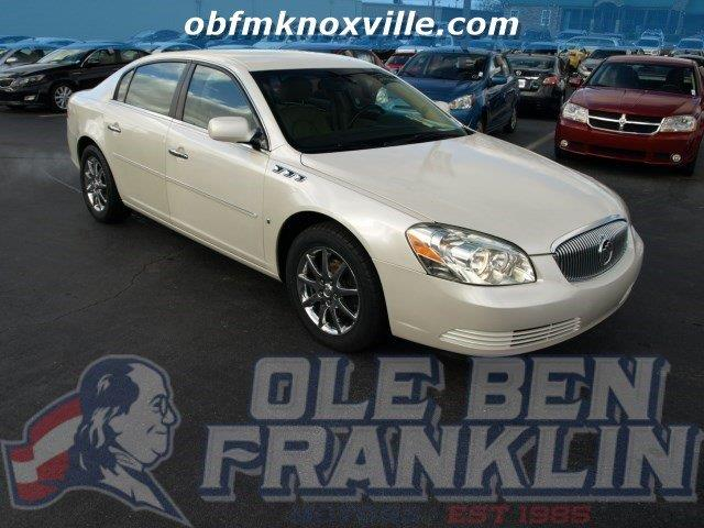 2008 BUICK LUCERNE CXL 4DR SEDAN white only 93628 miles boasts 25 highway mpg and 16 city mpg