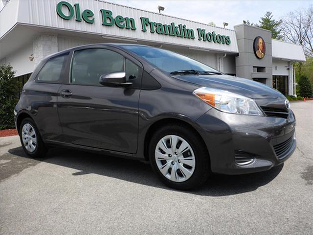 2014 TOYOTA YARIS L magnetic gray metallic delivers 37 highway mpg and 30 city mpg this toyota y