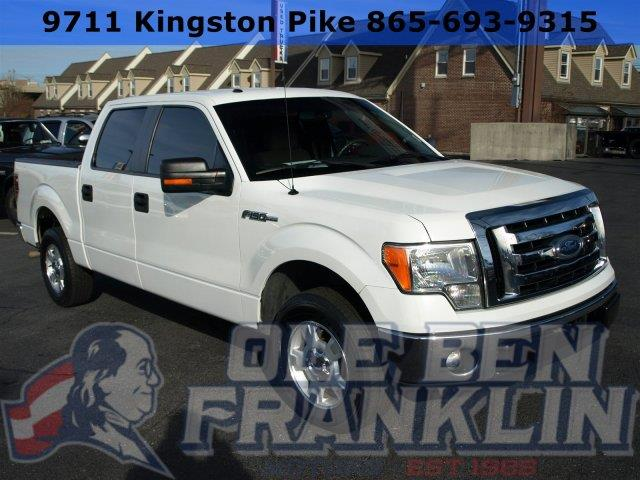 2012 FORD F-150 white boasts 23 highway mpg and 17 city mpg this ford f-150 delivers a gasethan
