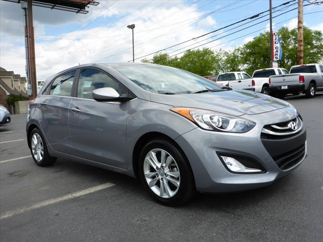 2015 HYUNDAI ELANTRA GT BASE 4DR HATCHBACK 6A silver stability control electronicphone voice act