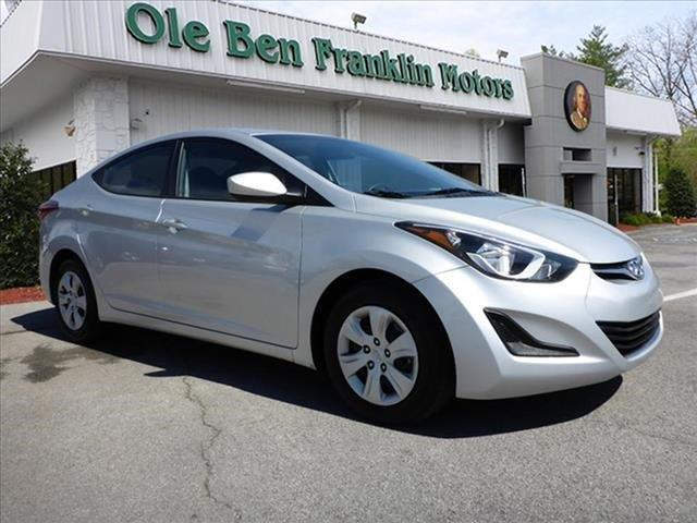 2016 HYUNDAI ELANTRA LIMITED symphony silver scores 37 highway mpg and 27 city mpg this hyundai