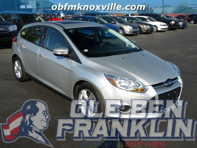 2013 FORD FOCUS SE 4DR HATCHBACK silver delivers 36 highway mpg and 26 city mpg this ford focus