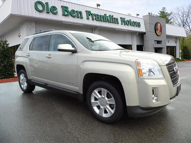 2012 GMC TERRAIN SLE-2 4DR SUV gold hands-free communication systemstability controldriver info