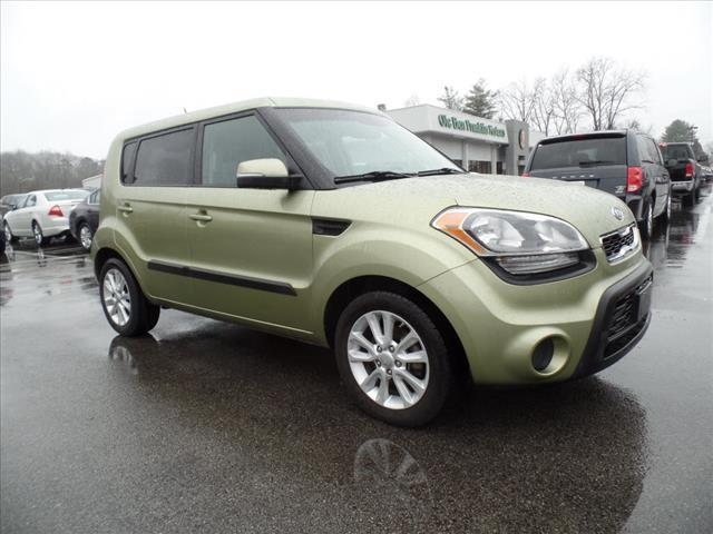 2012 KIA SOUL  4DR WAGON 6A green crumple zones front and rearstability control electronicabs