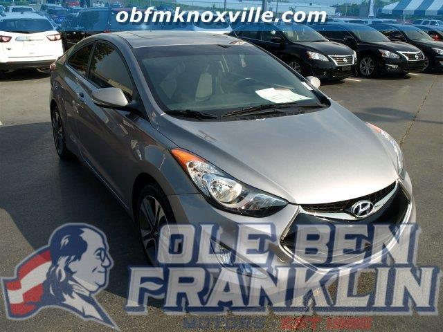 2013 HYUNDAI ELANTRA COUPE GS 2DR COUPE titanium gray metallic delivers 38 highway mpg and 28 cit