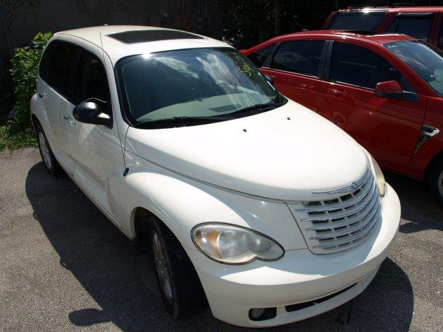 2007 CHRYSLER PT CRUISER LIMITED 4DR WAGON cool vanilla only 81890 miles delivers 29 highway mp