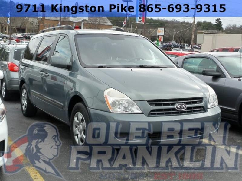 2008 kia sedona for sale in rapid city sd for Ole ben franklin motors knoxville