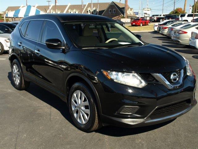 2014 NISSAN ROGUE SV 4DR CROSSOVER super black only 21173 miles boasts 33 highway mpg and 26 ci