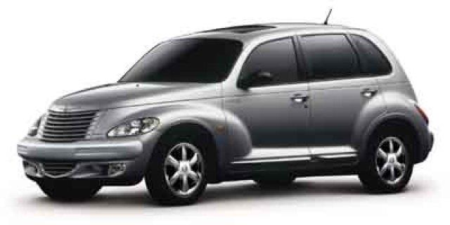 2004 CHRYSLER PT CRUISER TOURING EDITION 4DR WAGON unspecified only 87039 miles scores 29 highw