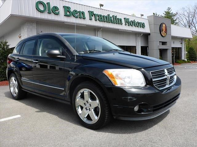 2007 DODGE CALIBER RT 4DR WAGON black only 100015 miles boasts 31 highway mpg and 26 city mpg