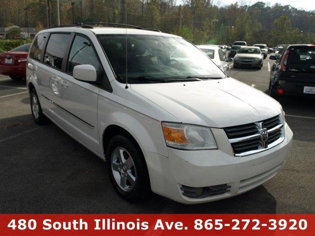 2008 DODGE GRAND CARAVAN SXT EXTENDED MINI VAN 4DR white delivers 23 highway mpg and 16 city mpg