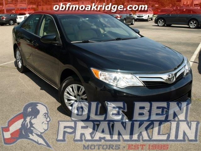 2007 TOYOTA CAMRY CE 4DR SEDAN 24L I4 5M unspecified only 106183 miles scores 34 highway mpg