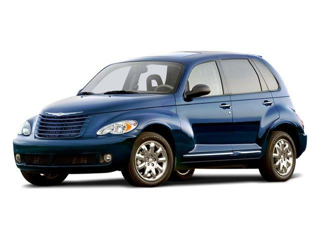 2008 CHRYSLER PT CRUISER BASE 4DR WAGON blue boasts 26 highway mpg and 21 city mpg this chrysler