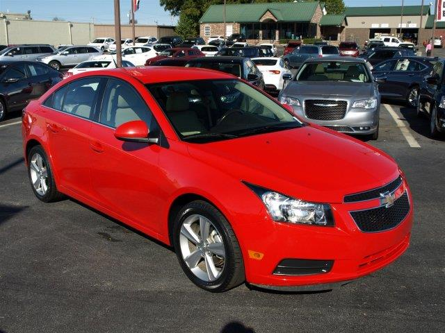2014 CHEVROLET CRUZE 2LT AUTO 4DR SEDAN W1SH red boasts 38 highway mpg and 26 city mpg this che
