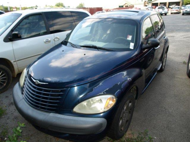 2001 CHRYSLER PT CRUISER unspecified delivers 26 highway mpg and 20 city mpg this chrysler pt cr