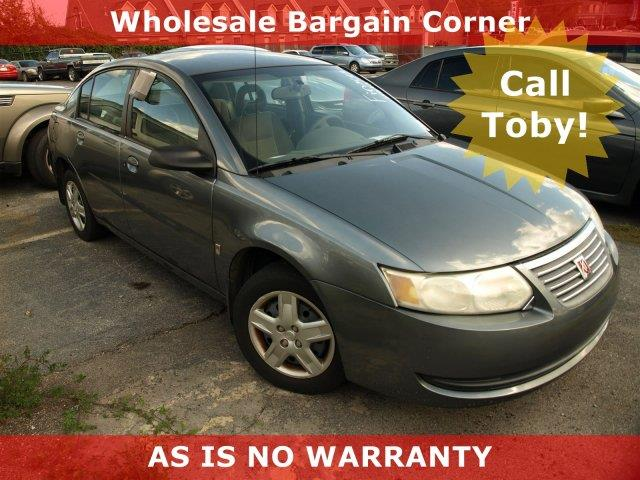 2006 SATURN ION 2 4DR SEDAN WAUTOMATIC unspecified only 91412 miles boasts 32 highway mpg and