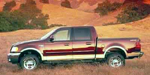 2002 FORD F-150 unspecified boasts 20 highway mpg and 16 city mpg this ford f-150 boasts a gas v
