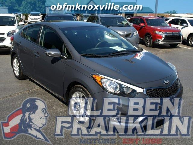 2014 KIA FORTE LX 4DR SEDAN 6A blue boasts 36 highway mpg and 25 city mpg this kia forte deliver