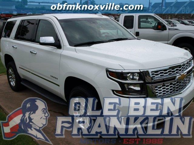 2015 CHEVROLET TAHOE LT 4X2 4DR SUV summit white scores 23 highway mpg and 16 city mpg this chev
