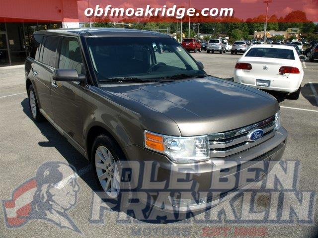 2012 FORD FLEX SEL 4DR CROSSOVER mineral gray metallic boasts 24 highway mpg and 17 city mpg thi