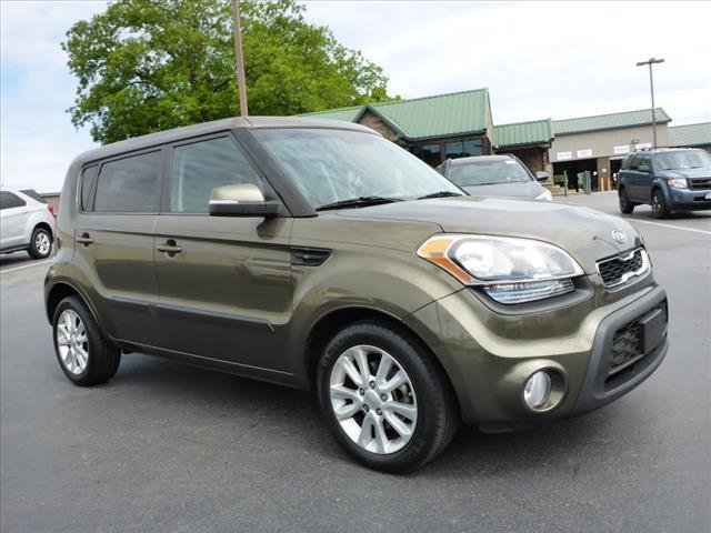 2012 KIA SOUL  4DR WAGON 6A green crumple zones frontcrumple zones rearstability control elect