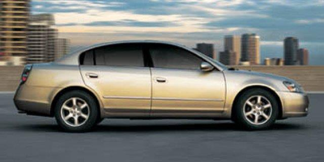 2005 NISSAN ALTIMA 35 SL 4DR SEDAN satin white pearl scores 30 highway mpg and 20 city mpg this