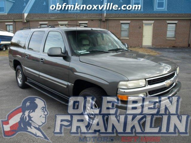 2000 CHEVROLET SUBURBAN unspecified scores 18 highway mpg and 14 city mpg this chevrolet suburba