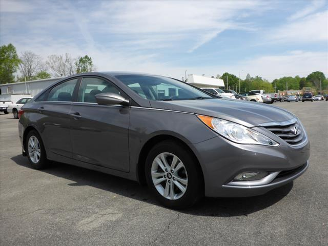 2013 HYUNDAI SONATA GLS dk gray crumple zones frontcrumple zones rearsecurity remote anti-thef