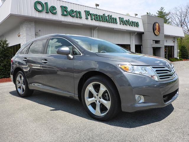 2011 TOYOTA VENZA AWD V6 4DR CROSSOVER gray crumple zones frontcrumple zones rearstability cont