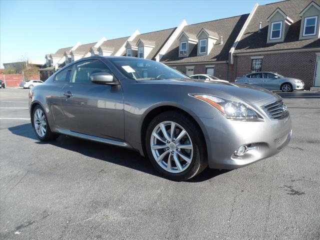 2012 INFINITI IPL G COUPE BASE 2DR COUPE 7A gray crumple zones front and rearmulti-function disp