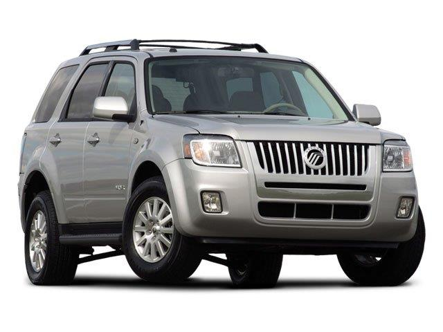 2008 MERCURY MARINER I4 4DR SUV red delivers 26 highway mpg and 20 city mpg this mercury mariner
