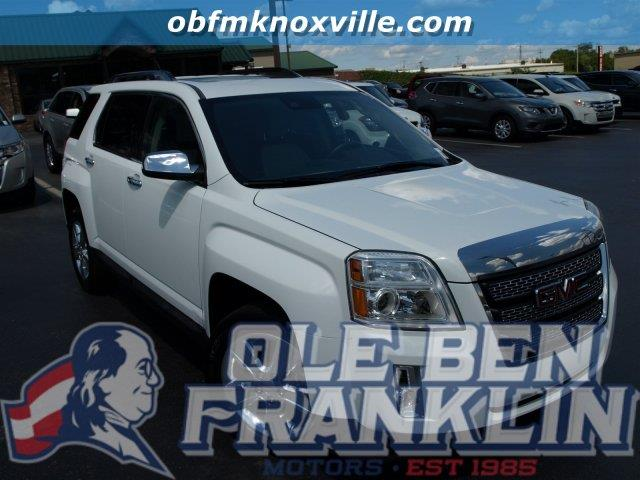 2015 GMC TERRAIN SLT-2 4DR SUV summit white boasts 24 highway mpg and 17 city mpg this gmc terra