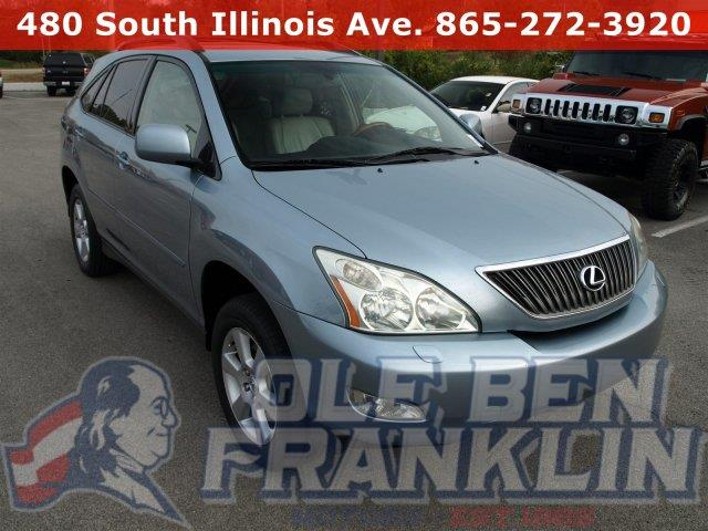 2004 LEXUS RX 330 BASE AWD 4DR SUV neptune blue mica delivers 24 highway mpg and 18 city mpg thi