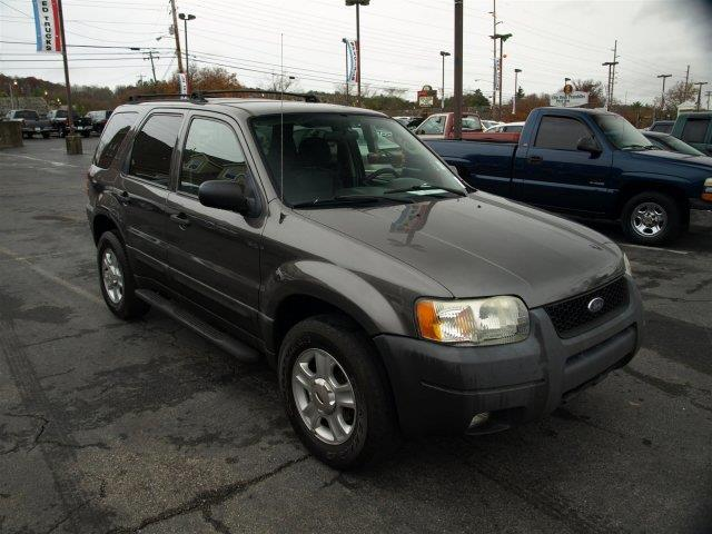 2003 FORD ESCAPE XLT POPULAR 4DR SUV gray scores 25 highway mpg and 19 city mpg this ford escape