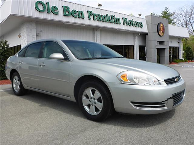 2007 CHEVROLET IMPALA LT 4DR SEDAN silver security remote anti-theft alarm systemair conditionin