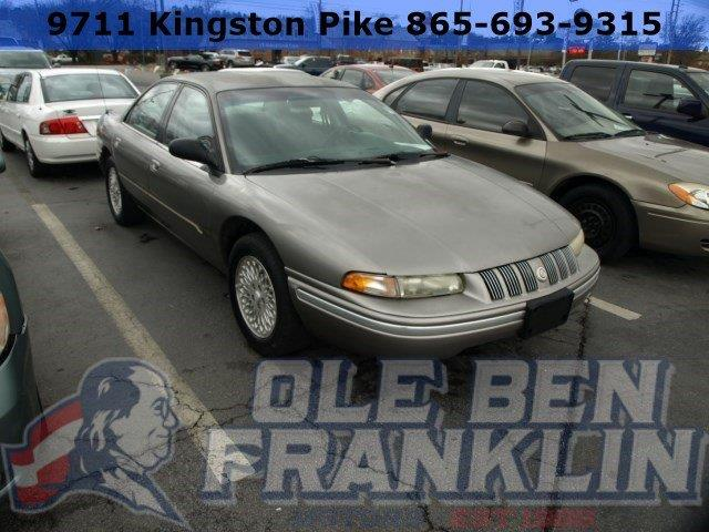 1996 CHRYSLER CONCORDE LX 4DR SEDAN unspecified only 189000 miles delivers 27 highway mpg and 1