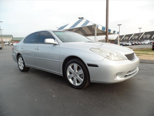 2006 LEXUS ES 330 BASE 4DR SEDAN silver memorized settings includes driver seatmemorized setting