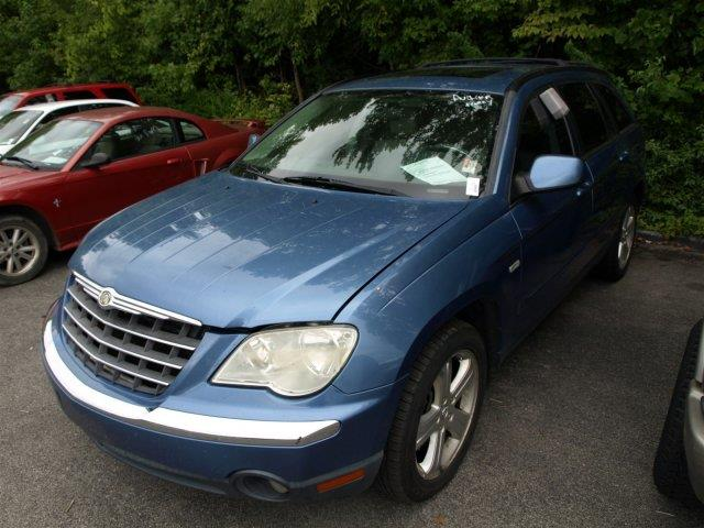 2007 CHRYSLER PACIFICA TOURING 4DR CROSSOVER blue delivers 24 highway mpg and 16 city mpg this c