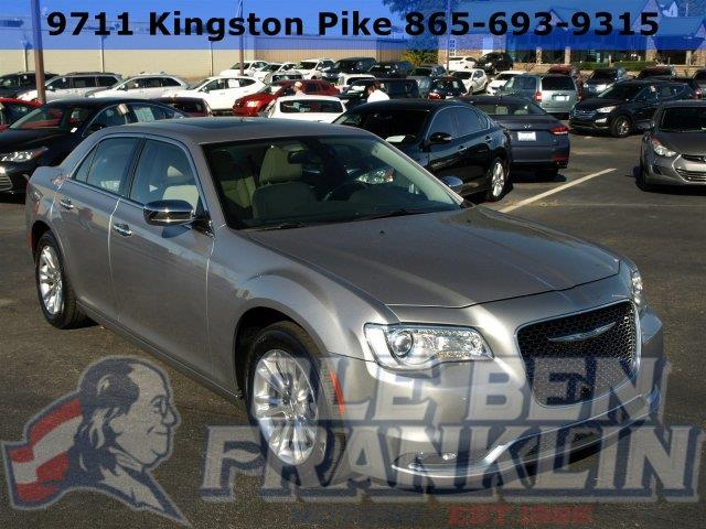 2016 CHRYSLER 300 C 4DR SEDAN billet silver metallic clearco scores 31 highway mpg and 19 city mp