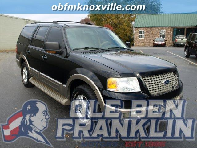 2003 FORD EXPEDITION EDDIE BAUER 4WD 4DR SUV unspecified boasts 17 highway mpg and 13 city mpg t