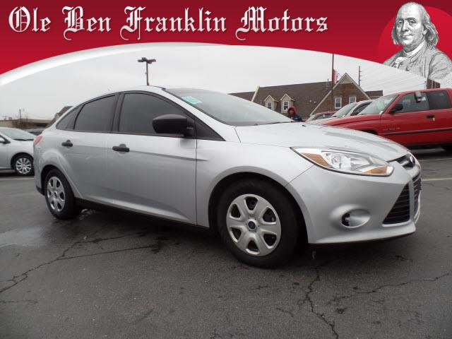 2014 FORD FOCUS S 4DR SEDAN silver impact sensor post-collision safety systemstability control e