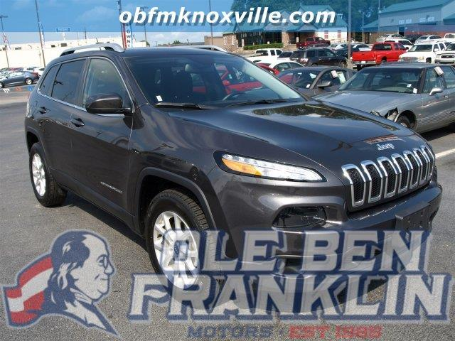 2015 JEEP CHEROKEE LATITUDE 4X4 4DR SUV unspecified boasts 28 highway mpg and 21 city mpg this j