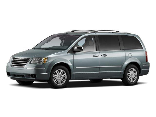2009 CHRYSLER TOWN AND COUNTRY TOURING MINI VAN 4DR blue scores 23 highway mpg and 16 city mpg t