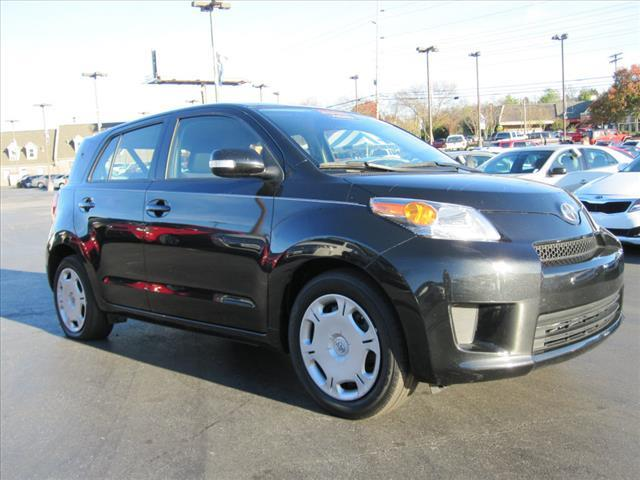 2014 SCION XD BASE 4DR HATCHBACK 4A black stability control electronicmulti-functional informati