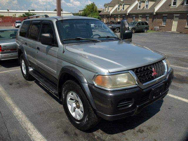 2001 MITSUBISHI MONTERO SPORT XLS 2WD 4DR SUV unspecified boasts 22 highway mpg and 18 city mpg