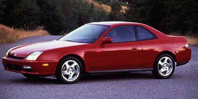 1997 HONDA PRELUDE BASE 2DR COUPE black only 224256 miles scores 27 highway mpg and 21 city mpg